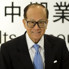 #8: Li Ka-shing. Net worth: $31 B. Industry: Diversified holdings.