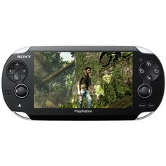 New PS Vita: sleek, sexy, shiny and yeh, yeh, we want one.