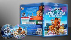 A Era Do Gelo - O Big Bang (Blu-Ray + Blu-Ray 3D) - Capa | VITRINE - Galeria De Capas - Designer Covers Custom | Capas & Labels Customizados