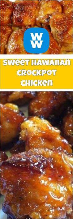 weight watchers sweet hawaiian crockpot chicken recipe | weight watchers recipes | Page 2