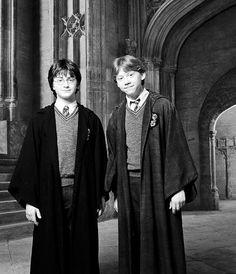 Harry & Ron!
