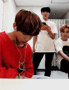 BTS Imagine <3 When V says that 'y/n would cook me some food' #bts #kpop #imagine