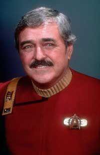 Star Trek-Original Series poster of Scotty