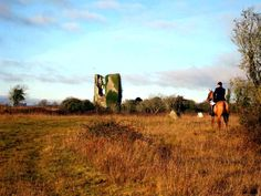 Learn to hunt in Ireland with Cooper's Hill Livery. Based in Galway, we help riders to safely negotiate the famous stone walls of our terrain. Cross Country Jumps, Beach Rides, Fox Hunting, Show Jumping, Day Off, Countryside, Monument Valley, Equestrian, Ireland