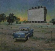 Drive-in Movie theaters....Now I have to take my girls to Sacramento to experience the drive-in, but totally worth it.