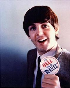 To Hell With the Beatles Retronaut | Retronaut - See the past like you wouldn't believe.