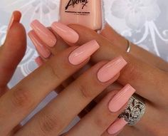 Don't really like the square tip,look of nails. But something about these nails..