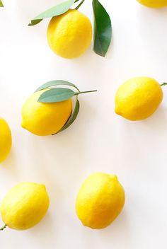 Bright and sunny lemons