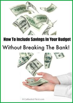 Having some money in savings is so important, but it's something that a lot of families just don't have. Sometimes it feels like it's something out of reach! Building a savings account can actually be budget friendly if you know how to do it correctly. Give these tips a try and build your savings account without breaking your budget!