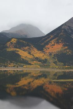 """"""" 'Splashes of Paint', United States, Colorado, Aspen, Independence Pass, Twin Lakes (by WanderingtheWorld) """""""
