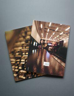 365 Magazine by Luke Borgust, via Behance