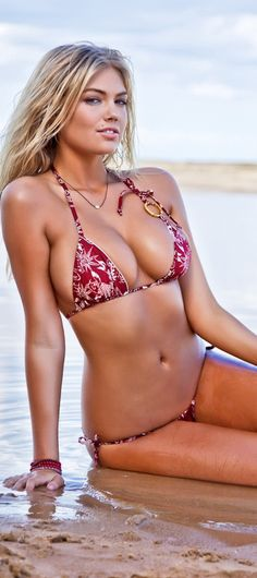 Bikini Watch - Kate Upton @styleestate