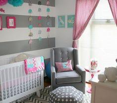 Les plus belles décorations de chambre de bébé - En Tribu
