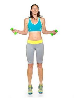 upper body workout... wellnfit workout