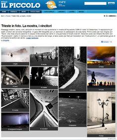Le foto di Trieste. I vincitori del concorso