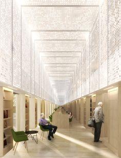 Coffey Architects diseña nuevo Centro de investigación para el Museo de Ciencias de Londres
