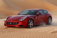 New Ferrari FF... Amazing!