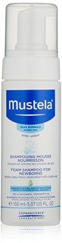 Mustela's unique and ultra-gentle foaming baby shampoo is specially formulated to cleanse your baby's hair and scalp while preventing and treating Cradle Cap. Our tear-free formula and pump dispenser guarantee easy and comfortable application. Best Car Sun Shade, Mousse, Cradle Cap, Baby Shampoo, Salicylic Acid, Beauty Shop, 1 Oz, Natural, Xmas
