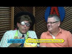 Zmaro visita o Radialista Chico Pessoa em Ribeirão Preto