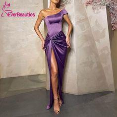35% OFFRobe De Soiree Satin Mermaid Evening Dress Long 2020 Side Split Formal Dress One Shoulder Sukienka Dluga Wieczorowa Dress Party  Sale US $62.99Buy Now from Aliexpress  AliExpress.com Product - Robe De Soiree Satin Mermaid Evening Dress Long 2020 Side Split Formal Dress One Shoulder Sukienka Dluga Wieczorowa Dress Party#Aliexpress #Amazon #Shein #Zaful #Women #Fashion #dresses #dressesonline #modestyisgorgeous #ldschurch #Swimwears #swimming are #competitiveswimmer #pool #swimingpool Mermaid Evening Dresses, Prom Dresses, Formal Dresses, Trendy Outfits, Trendy Fashion, Womens Fashion, Coats For Women, Jackets For Women, Dress First