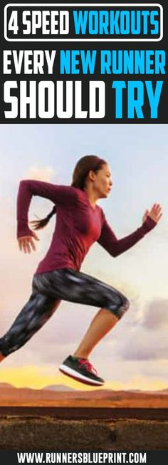 Whether you're serious about increasing your speed so you can beat your record or to just feel comfortable on your next 6-miler, speed training is of utmost importance for improving your running performance. #speed #running #training http://www.runnersblueprint.com/running-101-speedwork-training-for-beginners/