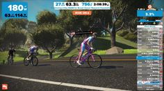 Ray Brown is approaching 700 miles in his quest to ride 1000 miles on Zwift - to raise money for the Breast Cancer Research Foundation. Incredible!  After 45 hours on the bike he'd sure love a bit of company & a few more Ride Ons! #RideOnRay by gozwift