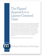 Expanding the Definition of a Flipped Learning Environment | Faculty Focus