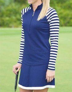 Incredible Stylish Women's Golf Clothing Ideas. Ravishing Stylish Women's Golf Clothing Ideas. Golf Fashion, Womens Fashion, Ladies Fashion, Best Golf Clubs, Ladies Golf, Women Golf, Girls Golf, Golf Outfit, Golf Tips