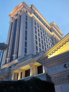 All hail ceasar! (Ceasar's Palace - Vegas)