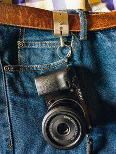 A camera strap alternative