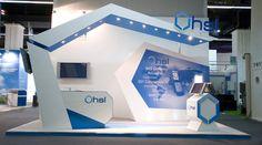 HSL custom exhibition stand design