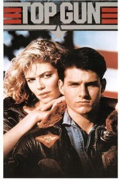 Top Gun Film, Top Gun Movie, Iconic Movies, Classic Movies, Great Movies, 1980's Movies, Iconic Movie Posters, Horror Movies, Kelly Mcgillis