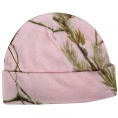 Outdoor Cap Women's Pink Fleece Watch Cap - Realtree AP Camo - Mills Fleet Farm