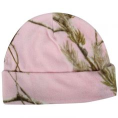 fb7f760a0c9 Outdoor Cap Women s Pink Fleece Watch Cap - Realtree AP Camo by Outdoor Cap  at Mills Fleet Farm