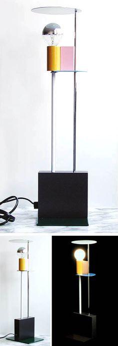 Piccadilly lamp at NOVA68.com