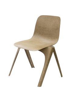 Furniture Friday #3 | Christien Meindertsma | Flax Chair