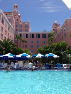 Don CeSar hotel, St. Pete Beach, Florida