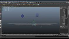 Goal Oriented nParticles in Maya for Morphing