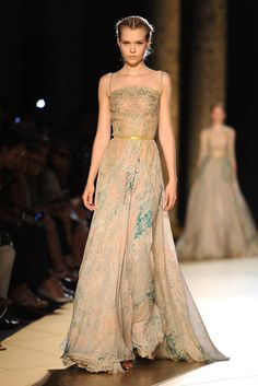 Ellie Saab couture fall 2012