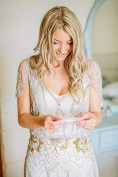 Chic Country Wedding by Lavara Photography