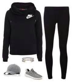 Pin de ann em workout outfit em 2019 fashion, sport outfits e outfits. Lazy Day Outfits, Cute Comfy Outfits, Sporty Outfits, Nike Outfits, Athletic Outfits, Winter Outfits, Athletic Clothes, Adidas Outfit, Dance Outfits