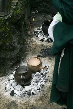 Cooking Over a Fire | Feast of the Centuries