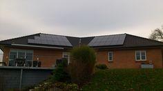 Solcelleanlæg Egtved