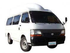 Lucky Cruiza High Top Campervan - 2 Berth