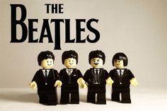 Gaaf! Iconische bands van LEGO -