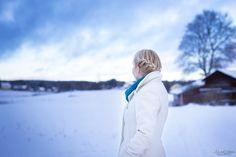 Winter scandinavian woman photography | Mariella Yletyinen Photography Woman Photography, Scandinavian, Winter, Winter Time, Photos Of Women, Winter Fashion