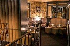 Chic Speakeasies and Cocktail Bars in Paris Photos | Architectural Digest