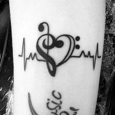 25 Inspirational Music Tattoo Designs For Melomaniacs
