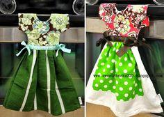 Kitchen Tea Towel Dress