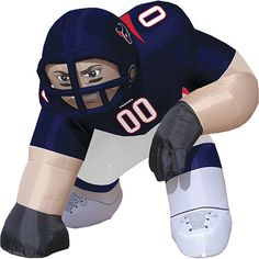 Inflatable Images Houston Texans Inflatable Bubba $129.99